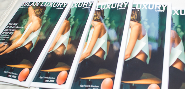 Magazines Milan Luxury by Where