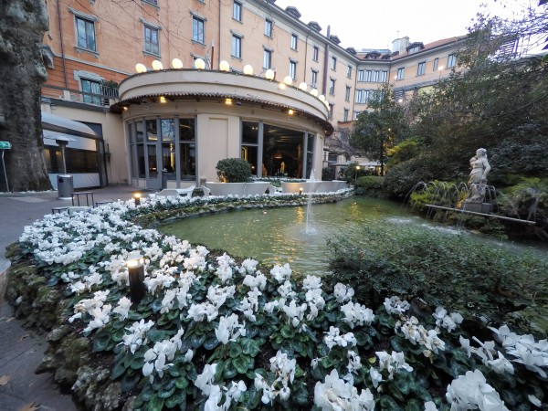 Sheraton diana majestic the place to be for Hotel diana milano