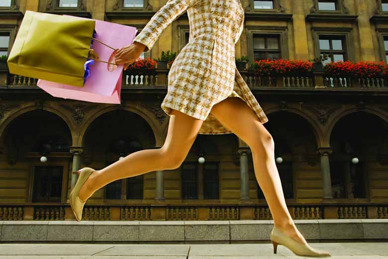 Shopping top brands in Milan