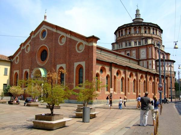 Image result for Santa Maria delle Grazie