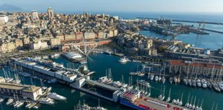 Genoa, Ancient Port and Genoa Aquarium ©by Merlo