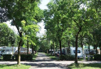 Camping Village in Milan Italy