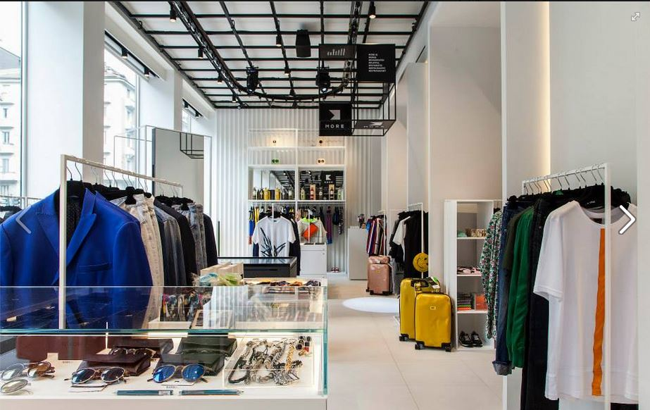 Are in home 187 discover milan 187 new openings 187 m collective store