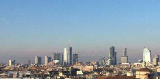 Milan's Skyline, photo credits Joy Lacanlale - Where Italia