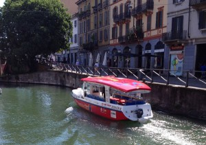 My next must-do trip: the canal cruise in the Navigli!