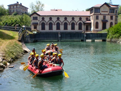 Rafting_Hydroelectric_Station
