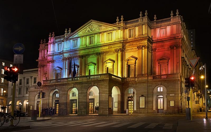 Gay club italy milan