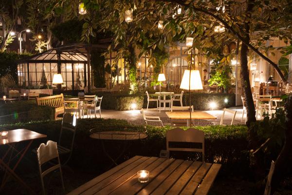 Al fresco restaurant tortona district where milan - Trattoria con giardino milano ...