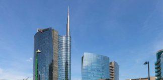 Skyscrapers in Porta Nuova