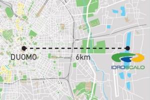 Idroscalo_Map