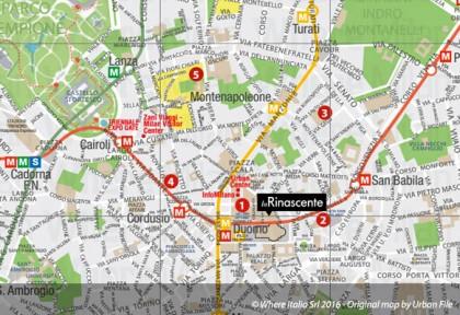 Milan-City-Map