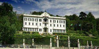 Villa Carlotta Façade