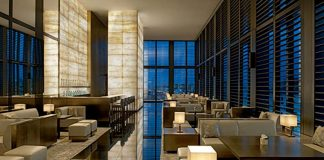 Armani Hotel Lounge