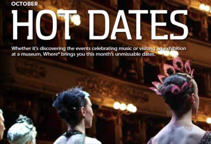 Hot Dates October 2015 Milan
