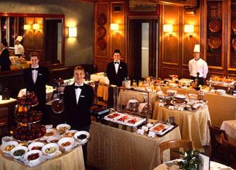 Derby Grill at Hotel de la Ville