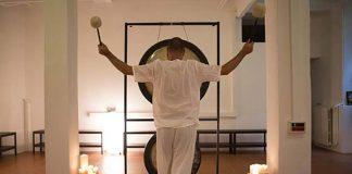 Gong at Alma Matters