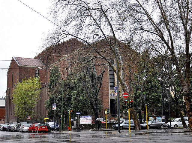 Chiesa BV e Sant Antonio Milano