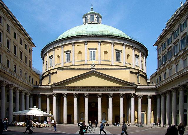 Church San Carlo Corso