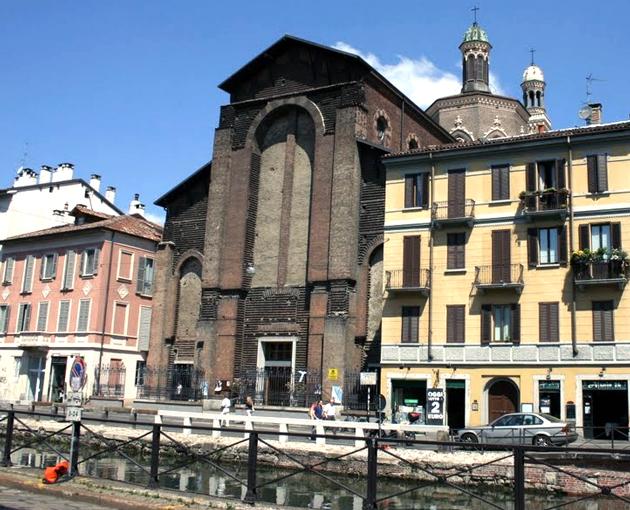 Church Naviglio