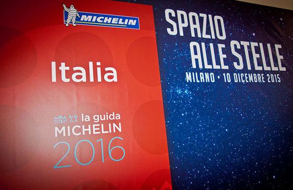 Милан рестораны Мишлен 2016