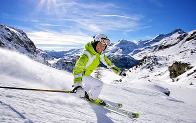 Ski in Champoluc