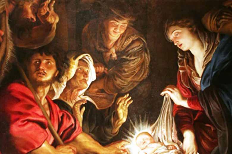 Rubens' Adoration of the Shepherds