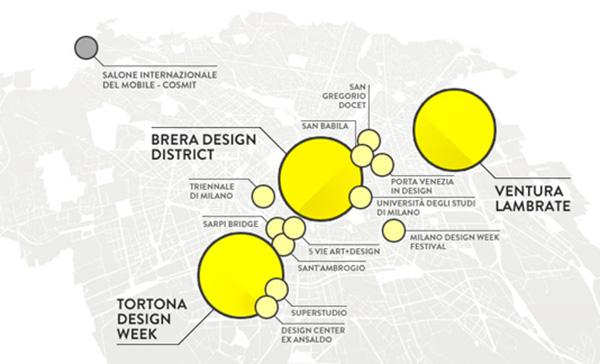 Milan design week 2017 the fuorisalone where milan for Design week milano 2017