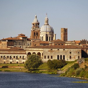 City of Mantova, or Mantua