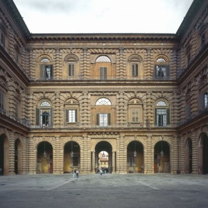Palazzo Pitti in Florence