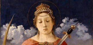 Bellini's Saint Justina