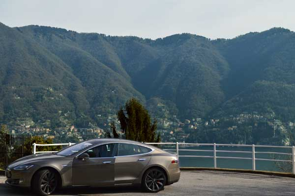 Rent A Tesla Car In Milan And Travel Italy Delivered To