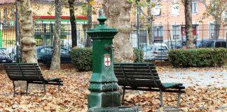 A vedovella in Milan, photo credits Yorick39 under c.c. 3.0 licence