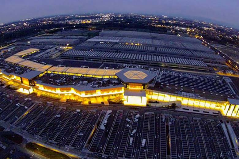 'Il Centro' Shopping Centre Opens in Arese