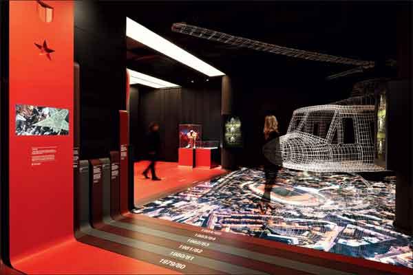 AC Milan museum in Milan