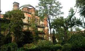 Botanical Garden of Brera