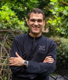 Chef Roberto di Pinto