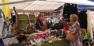 Street Markets in Brera