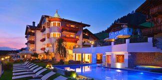 Alpina Garden Wellness Resort in Ortisei