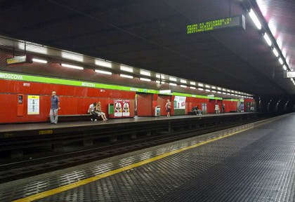Moscova_Metro_station