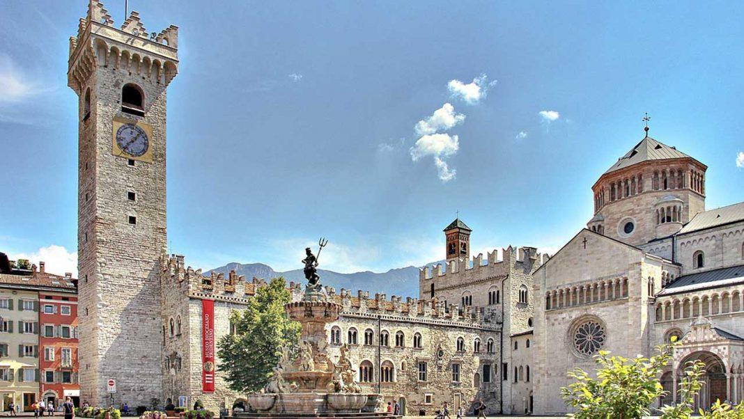 Palazzo Pretorio in Trento