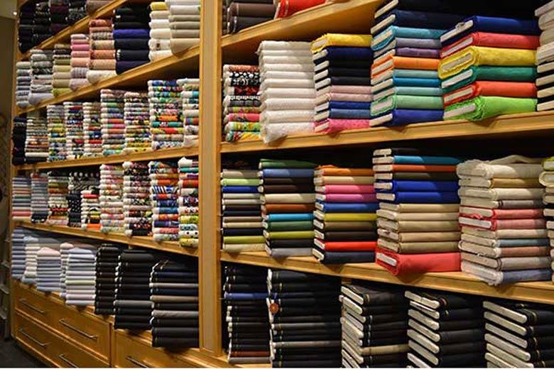 Photo of Fabrics by Valli Tessuti