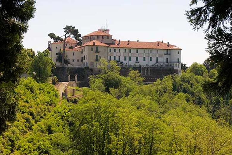 The Masino castle (c) Giorgio Majno