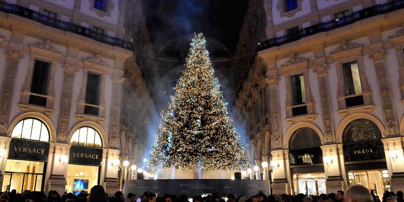 Christmas Time 2016 in Milan