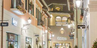 Christmas at Serravalle Desigener Outlet