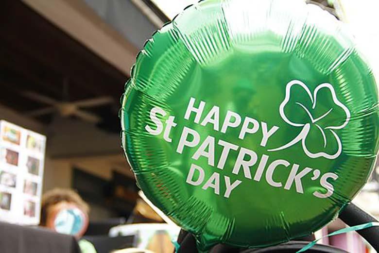 St. Patrick's Day in Milan, PHOTO CREDITS Hongreddotbrewhouse,CC BY-SA 3.0 license