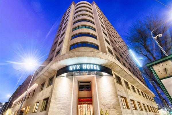 Hotel Nyx Milan Opens Near Centrale Railway Station