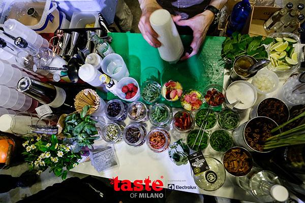 Food taste of milano 2017 the chef s festival where for Taste of milano 2017