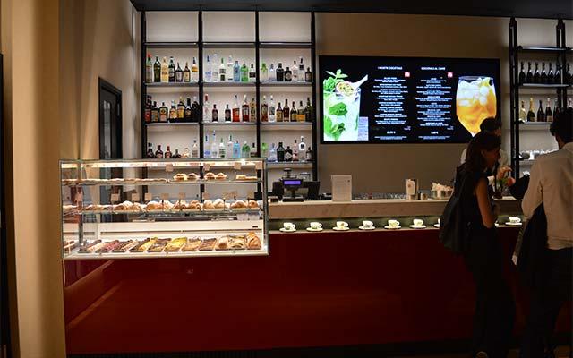 Illy Caffé Montenapoleone, photo credits Giulia Minero - Where Italia