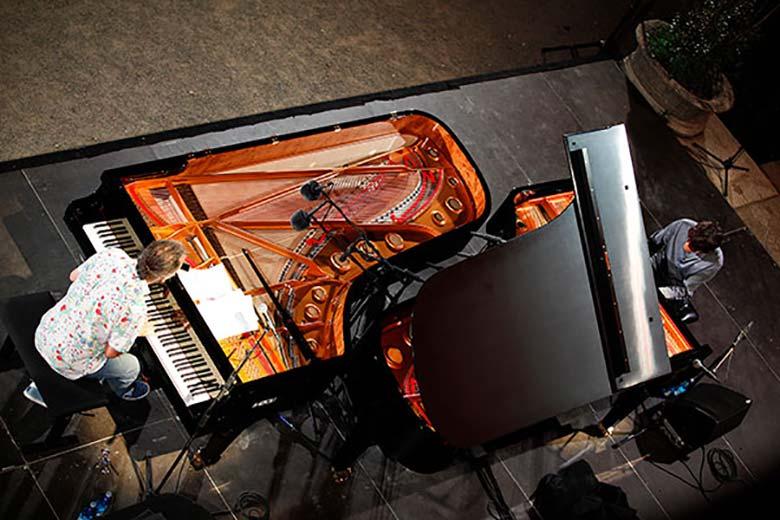 Bollani at Piano City