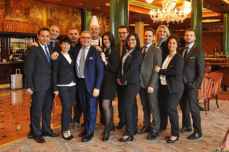 Milan Marriott Hotel, photo credits Casotti/Sardano